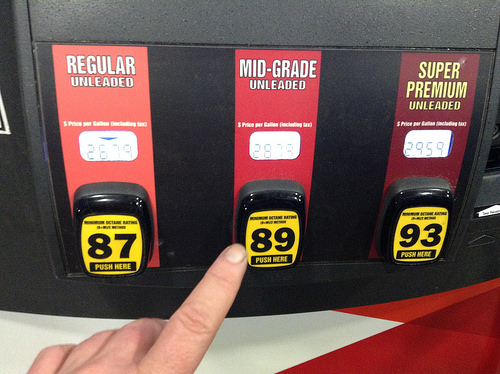 Gas Pump, 6/2015, by Mike Mozart of TheToyChannel and JeepersMedia on YouTube #Gas #Pump